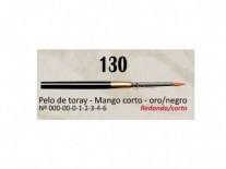 PINCEL AD REDONDO S130 N01 SINT M CORTO