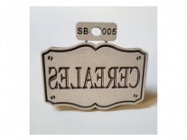 SELLOS BAJO RELIEVE SB005/CEREALES 8x12