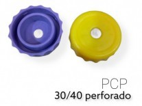 TAPON CORONA COLORES 38/40 PERF P/SORB