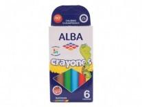 CRAYONES ALBA TRAD CH x6