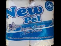 NEW PELL PAPEL HIGIENICO 4x30mts