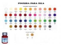 PINTURA TELA DEGAS 43/PLATA 40CC