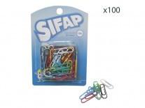 CLIPS SIFAP N4 x100unid FORRADO DOY PACK