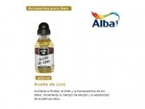 ACEITE LINO ALBA 100ML