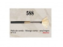 PINCEL AD ABANICO S588/08 CERDA