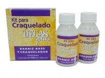 SET CRAQUELADO DEGAS 2X100ML