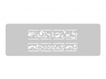 STENCIL EQ GRANDE  012/FILET GUAR