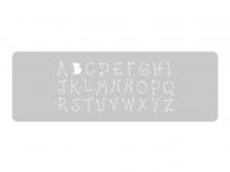 STENCIL EQ GRANDE  035/ABECED COUNT