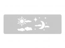STENCIL EQ GRANDE  003/SOL LUNA