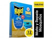 RAID TABLETAS DA *12