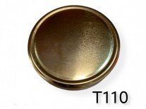 TAPA AXIAL D110 ORO