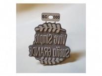 SELLOS SC000/VIVE SIMPLE SUENA 10x11cm