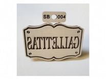 SELLOS BAJO RELIEVE SB004/GALLETITAS 8x1